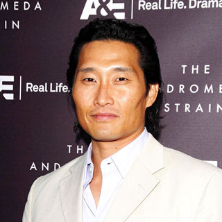 Daniel Dae Kim in A&E World Premiere Screening of 'The Andromeda Strain'