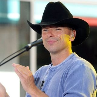 Kenny Chesney in Kenny Chesney Performs Live on 'The Today Show Concert Series'
