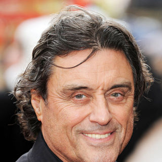 Ian McShane in UK Premiere of 'Kung Fu Panda' - Arrivals