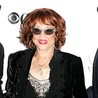 Etta James in Conde Nast Media Group's 5th Anniversary of Fashion Rocks - Arrivals