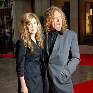 Alison Krauss, Robert Plant in 2008 Mercury Music Prize