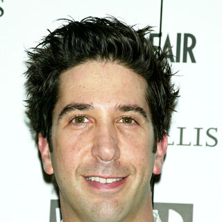 David Schwimmer in Opening Night of the Naked Angels production of 'Fault Lines' - Arrivals