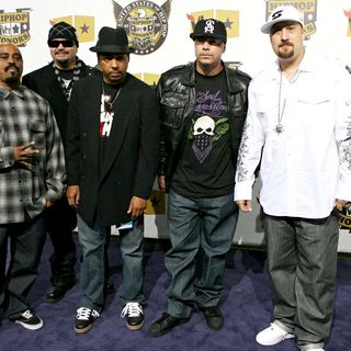 Cypress Hill in 2008 VH1 Hip Hop Honors - Arrivals - wenn5194612