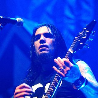 Robb Flynn, Machine Head in Machine Head Opening Act for Slipknot