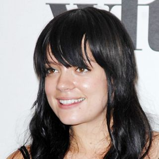 Lily Allen in Target Women in Film and Television Awards - wenn5217547