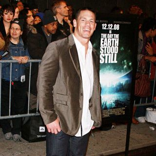 New York Premiere of 'The Day the Earth Stood Still' - Arrivals