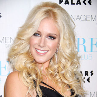 Heidi Montag - Ashley Simpson and Pete Wentz Host PUREfection