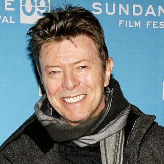 David Bowie in 2009 Sundance Film Festival, Day 9 - screening of 'Moon' - arrivals