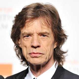 Mick Jagger in The Orange British Academy Film Awards 2009 - Press Room