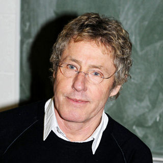Roger Daltrey in Roger Daltrey receives the James Joyce Award from The Literary and Historical Society