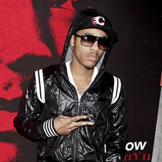 Bow Wow in MySpace and Power 105.1 FM host Rapper Bow Wow's Album Release Party - Arrivals