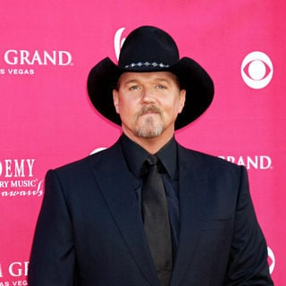 Trace Adkins in 44th Academy of Country Music Awards Arrivals