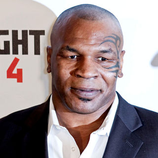 Mike Tyson in Los Angeles Premiere of 'Tyson'