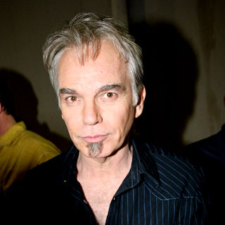 Billy Bob Thornton in Billy Bob Thornton Outside The El Capitan Theatre after performing with His Band The Boxmasters