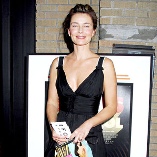 Paulina Porizkova in Special New York screening of 'The Limits of Control' - Arrivals
