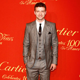 Justin Timberlake - Cartier 100th Anniversary in America Celebration - Arrivals