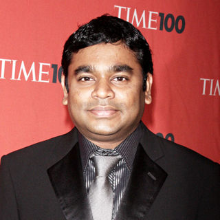 A. R. Rahman in Time's 100 Most Influential People in the World Gala - Inside Arrivals