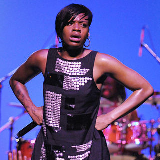Fantasia Barrino in Fantasia Barrino Performing Live at James L. Knight Center