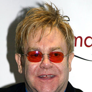 Elton John in The 75th Annual Drama League Awards Ceremony and Luncheon - Arrivals - wenn5296077