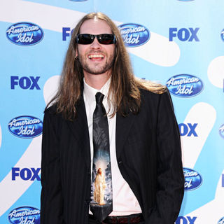 Bo Bice in The American Idol Season 8 Finale - Arrivals