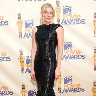 LeAnn Rimes in 2009 MTV Movie Awards - Arrivals