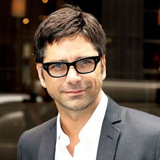 John Stamos in John Stamos Outside His Manhattan Hotel