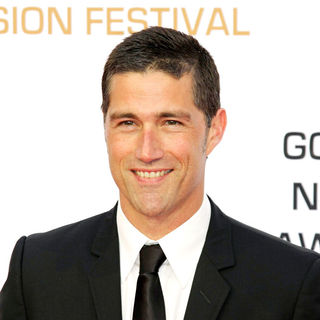 Matthew Fox in Monte Carlo Television Festival 2009 - Closing Ceremony - Arrivals - wenn5309311