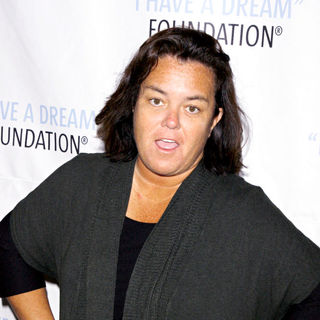 Rosie O'Donnell in 2009 I Have A Dream Foundation Spring Gala