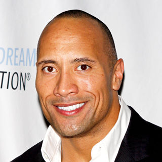 The Rock in 2009 I Have A Dream Foundation Spring Gala