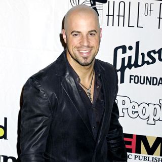 Chris Daughtry in 40th Annual Songwriters Hall of Fame Ceremony - Arrivals