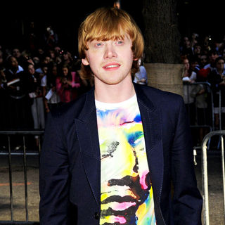Rupert Grint in New York Premiere of 'Harry Potter And The Half-Blood Prince'