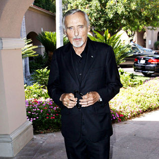 Dennis Hopper in 2009 Cable's Summer Press Tour - Day 2