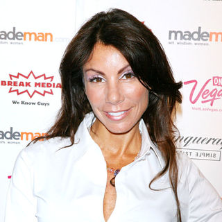 Danielle Staub in Launch Party of MadeMan.com