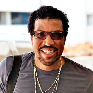 Lionel Richie in Lionel Richie seen arriving at LAX airport to board an international flight
