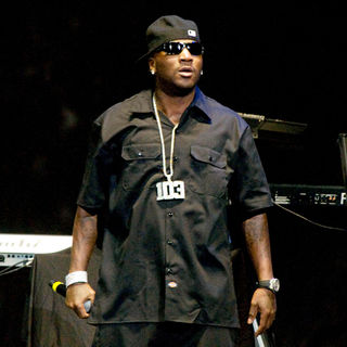 Young Jeezy in Young Jeezy Performs During The America's Most Wanted Music Festival