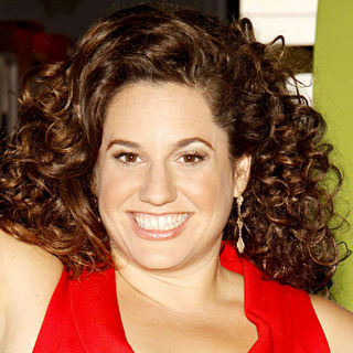 Marissa Jaret Winokur in LUVS Baby Diapers launch the 'Take A Stand' campaign