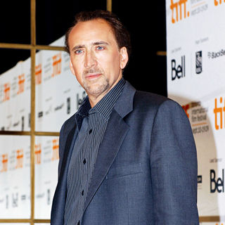 Nicolas Cage in 'Bad Lieutenant: Port of Call New Orleans' - Press Conference