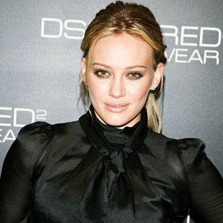 Hilary Duff in Dean & Dan Caten celebrate the new collection of DSQUARED2 Eyewear - Arrivals