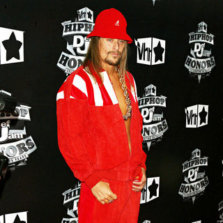 Kid Rock in VH1 presents 2009 Hip Hop Honors - Arrivals