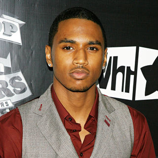 Trey Songz in VH1 Presents 2009 Hip Hop Honors - Arrivals - wenn5358719