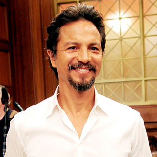 Benjamin Bratt in 'Law & Order' 20th Season Kickoff Celebration