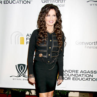 Marie Osmond in The Andre Agassi Foundation For Education hosts the 14th Annual Grand Slam