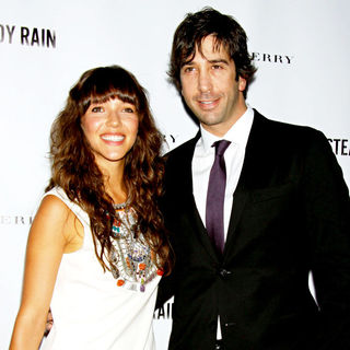 David Schwimmer, Zoe Buckman in Opening night of 'A Steady Rain' on Broadway - Arrivals