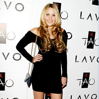 Amanda Bynes in TAO Asian Bistro and Nightclub celebrates their four-year anniversary