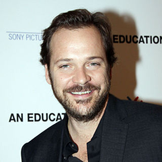 Peter Sarsgaard in New York Premiere of 'An Education' - Arrivals