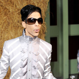 Prince in Paris Fashion Week Spring/Summer 2010 - Ready To Wear - Chanel - Arrivals