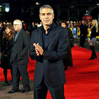 George Clooney - The Times BFI London Film Festival: Men Who Stare At Goats - Gala Screening