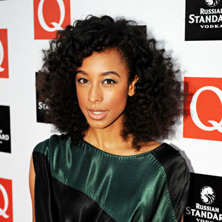 Corinne Bailey Rae in The 2009 Q Awards