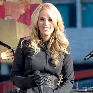 Carrie Underwood - Carrie Underwood Performs Live on 'Good Morning America'