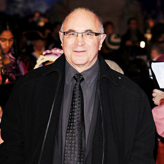 Bob Hoskins in World Premiere of 'A Christmas Carol' - Arrivals